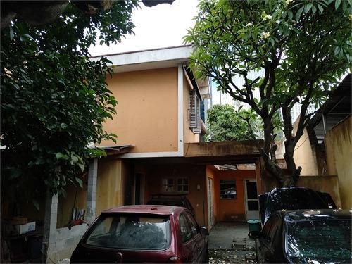 Imagem 1 de 30 de Terreno Com Casa Antiga Na Chácara Santo Antonio. - Reo80642