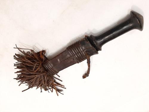 Cuchillo/puñal Antiguo Africano Del Sudan