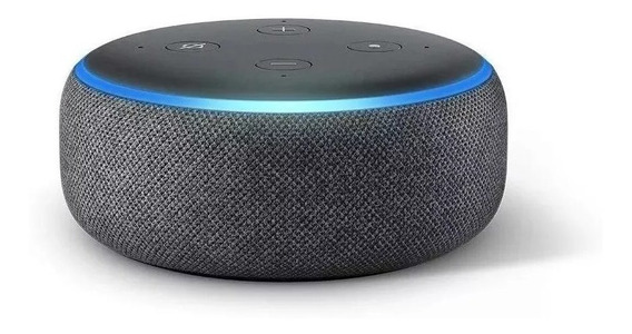 Amazon Echo Dot 3 Alexa Smart Speaker Português