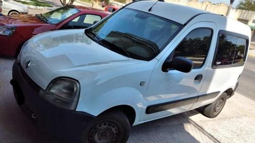 Imagem 1 de 3 de Renault Kangoo 2007 1.6 16v Authentique Hi-flex 4p
