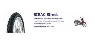 Cubierta 17*60/100 M/c 33l Sirac Street Tt Michelin 127927