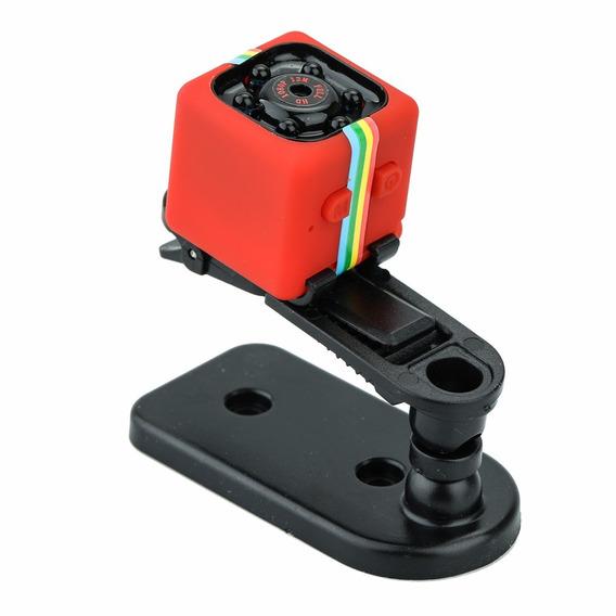 Monitor Infrared Visão Noite Esporte Dv Sq11 1080p Mini