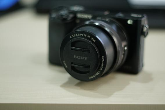 Sony A6000 + Lente Do Kit (usada)