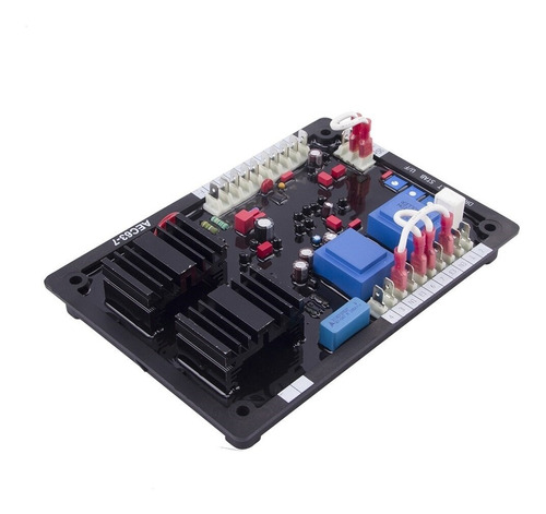 Regulador De Tensão Voltagem Aec63-7 Avr Diesel