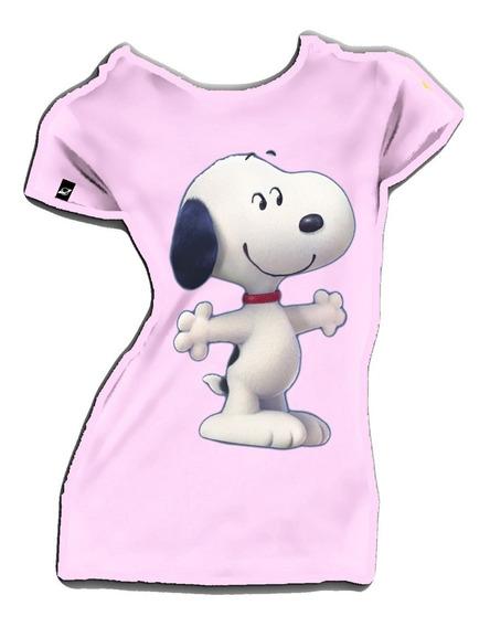 Playera O Blusa Peanuts Snoopy Abrazo Charlie Brown Unisex