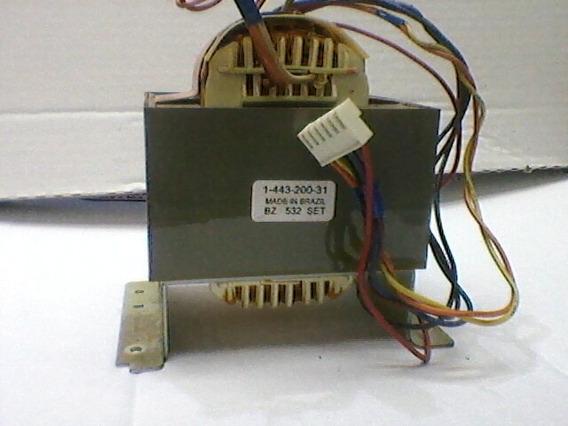 Transformador De Força System Sony Hcd-gn660