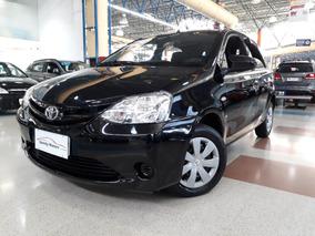 Toyota Etios 1.3 16v X 5p 2015 Speedy Motors