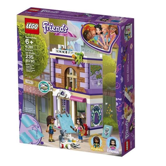 Lego 41365 Lego Friend Estudio Artístico De Emma.