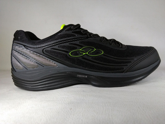 Tenis, Olympikus, Preto,