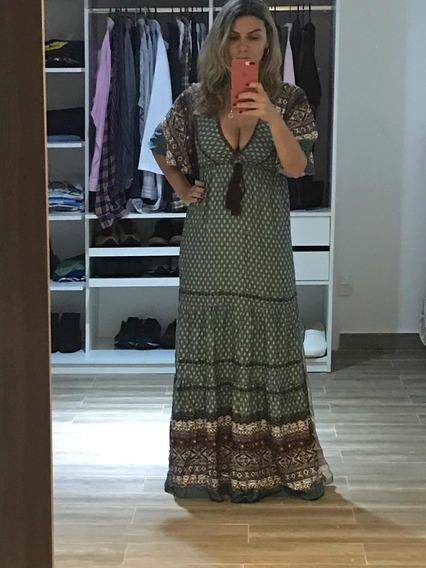 Vestido Longo Dress To N Farm