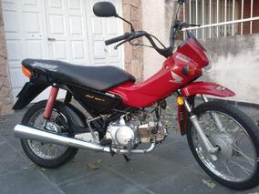 Honda Pop 100 Impecable Y Original No Biz , Wave , Crypton