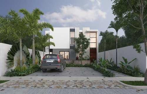 ¡ya Ax-beh Residencial, Mod A Conkal ! Amplias Casas Con Alberca ,zona Norte ,mérida Yucatán.