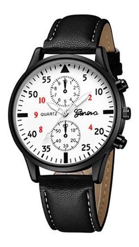 Imagen 1 de 2 de Reloj Con Movimiento De Cuarzo A Prueba De Salpicaduras