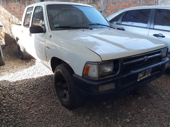 Toyota Hilux 1997 2.8 D/cab 4x2 D Dlx