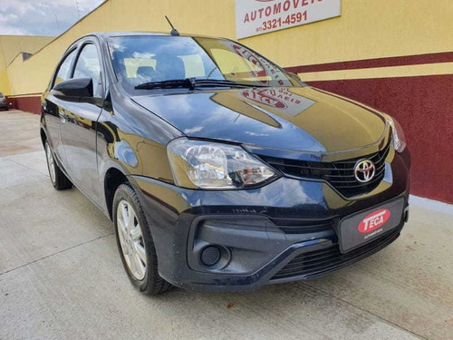 Toyota Etios Sd Plt15 At