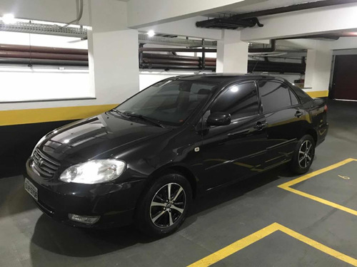 Toyota Corolla 2003 1.6 16v Xli Aut. 4p