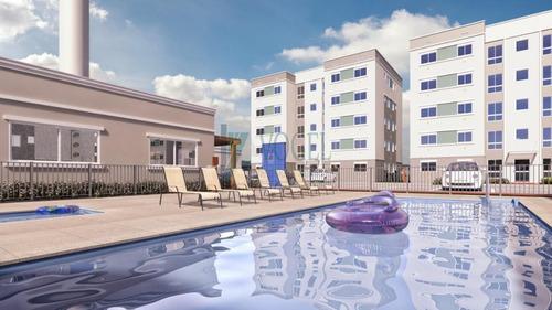 Imagem 1 de 12 de Apartamento  Com 2 Dormitório(s) Localizado(a) No Bairro Estância Velha Em Canoas / Canoas  - 32022456