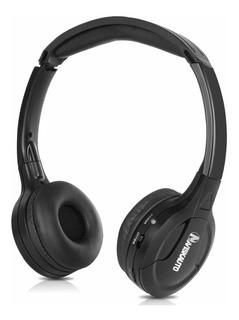 Auriculares Sobre Oido Nasg8l . Audifonos Negro
