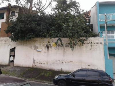 Terreno À Venda, 308 M² Por R$ 550.000 - Parque Espacial - São Bernardo Do Campo/sp - Te0257