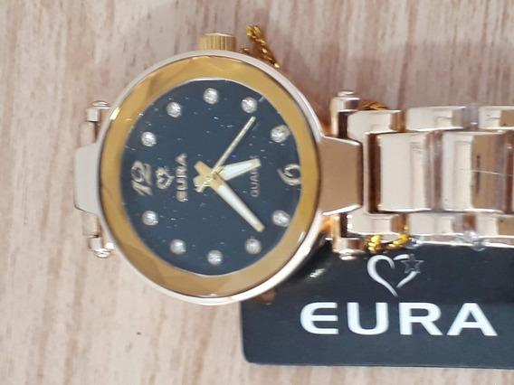 Relógio Feminino Eura A Prova D
