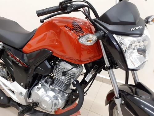 Honda Cg 160 Start 21/21  -cbs Painel Digital - Disponível