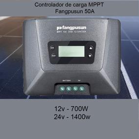 Controlador De Carga Mppt Fangpusun 50a