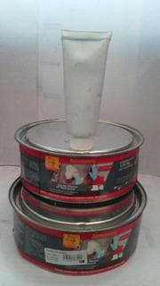 Masilla Plástica O Plástico Con 1/4 De Galón