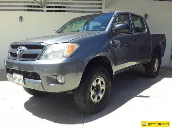 Toyota Hilux Automática