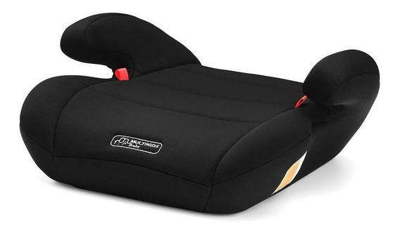 Booster Multikids Baby Safe Booster Preto