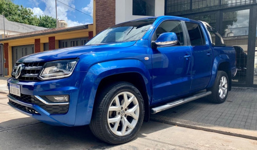 Volkswagen Amarok V6 Highline 4x4 At Impecable Lebenti