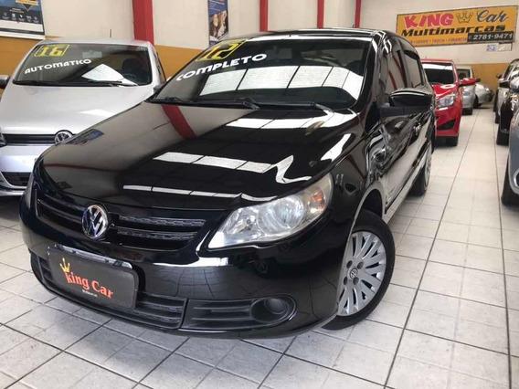 Volkswagen Voyage 1.6 Flex 2012 Completo Kingcar Multimarcas