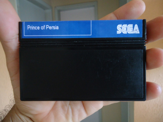 Prince Of Persia - Original Do Master System - Tectoy