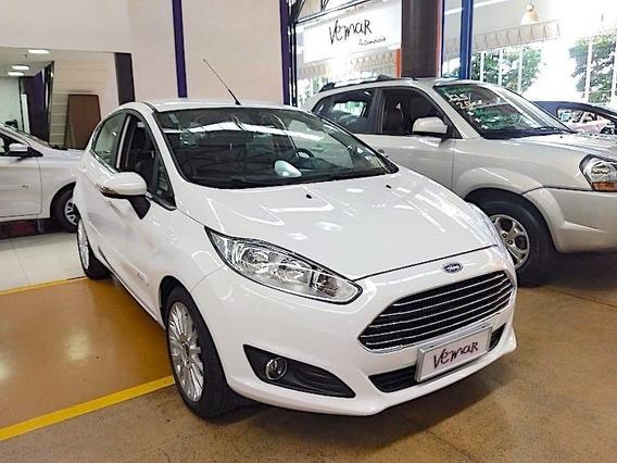 Ford Fiesta Ht Titanium 1.6 Flex Autom.