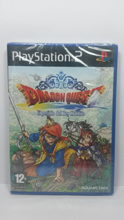 Ps2 Dragon Quest La Travesia Del Rey Maldito Playstation