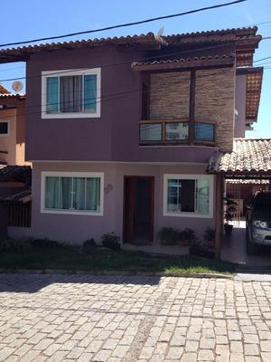 Casa Para Venda, 3 Dormitórios, Granja Dos Cavaleiros - Macaé - 480