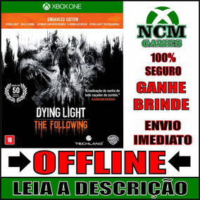 Dying Light The Following Xbox One Offline + Brinde