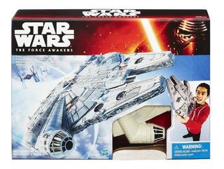 Starwars Nave Espacial Milenium Falcon