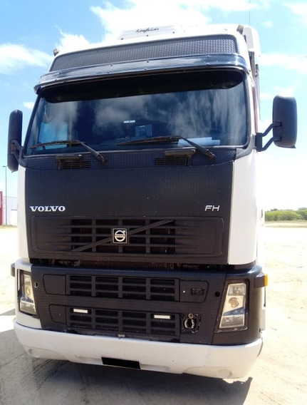 Volvo Fh 380 2006 6x2 Globetrotter