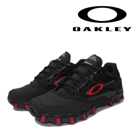 Tênis Oakley Botinha Masculino Super Promoção Lançamento