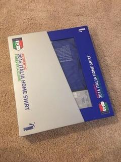 Jersey Italia Versión Juego Oferta Auténtica, Envío Gratis
