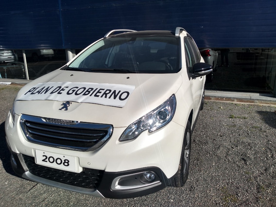Peugeot Suv 2008 Retira Con Anticipo De 150000 Y Cuota Fija