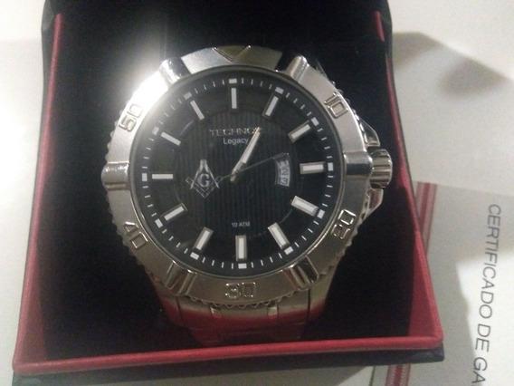 Relógio Technos Legacy Maçonaria.