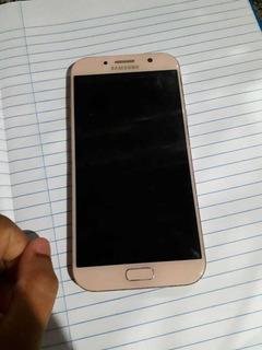 Samsung A7 2017 Usado. 32gb Cor Rose