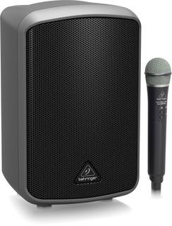 Caja Activa Behringer Mpa100bt Bluetooth Envio Gratis