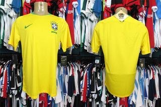 Brasil 2018 Camisa Titular Tamanho M.