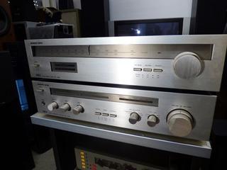 Amplificador Y Sintonizador Nec Aua7300 Y Aut7300 Rmssound