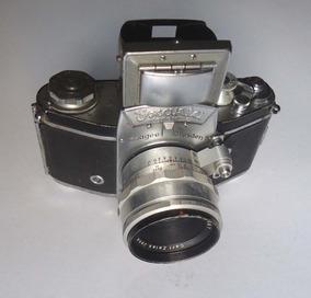 Camera Fotografica Exakta Varex Iia - Necessita Revisão Leia