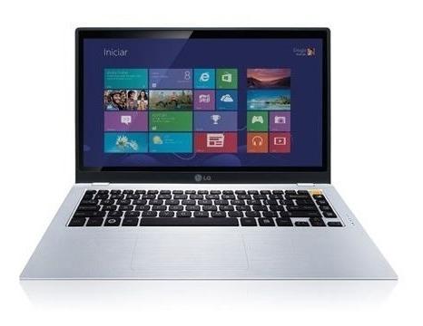 Notebook Lg Z355 I7 4gb 120gb Ssd Windows 13,3