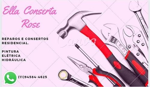 Imagem 1 de 1 de Marida De Aluguel - Consertos Residencial Para Mulheres