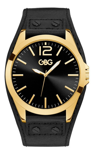 Reloj G By Guess Expedition Caballero G89122g1 Negro